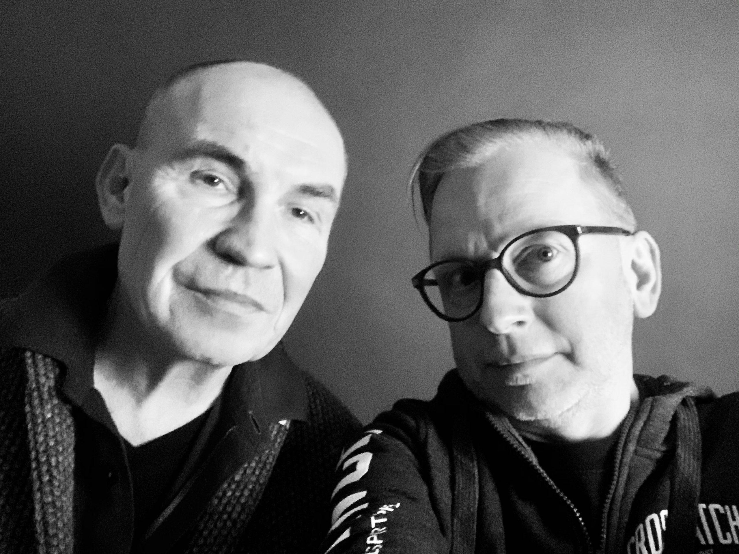Beniaton Weiss und Roman Gilz